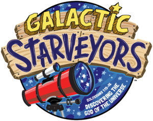 Galactic Starveyors VBS Logo