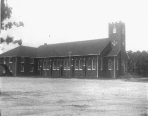 Historical Picture of Mt. Ruhama Baptist Church